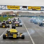 Campionatul National de Karting-Dunlop 2015 - FRAS