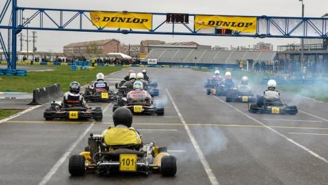 Campionatul Naţional de Karting-Dunlop promite o ediţie 2015 spectaculoasă