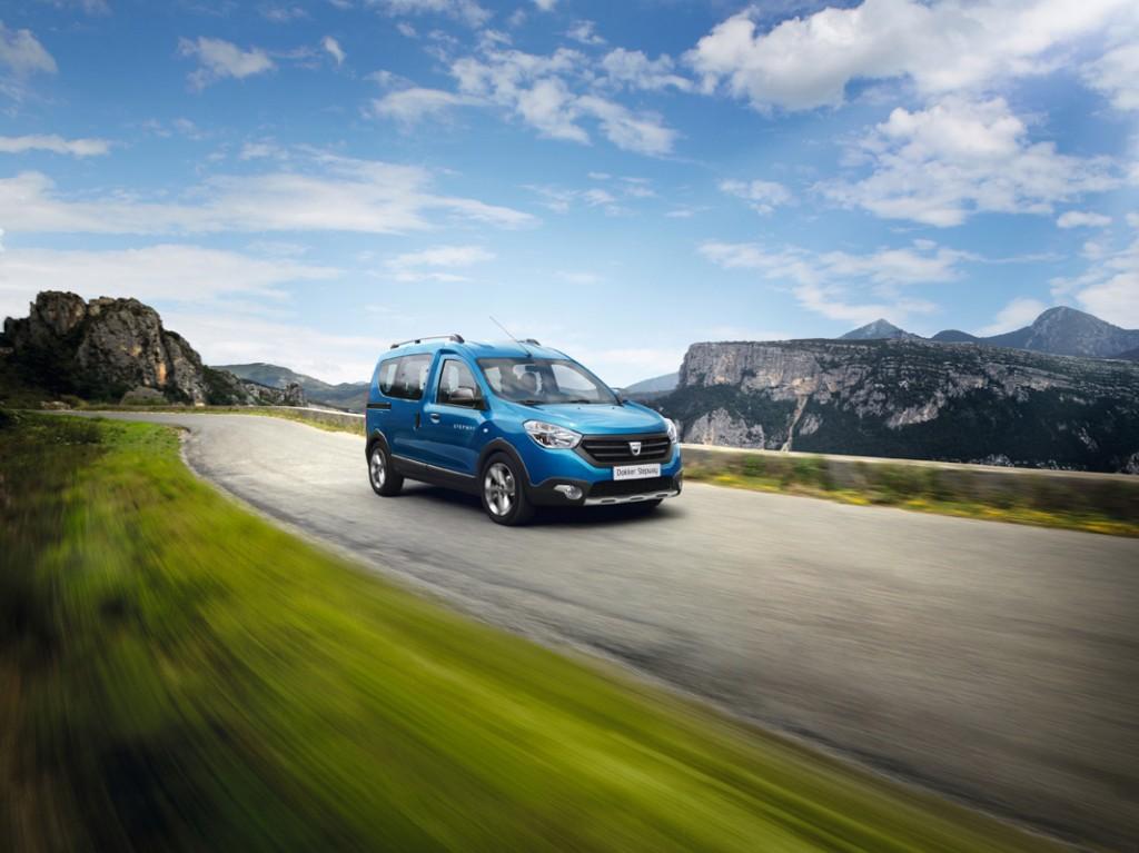 Dacia Lodgy Stepway - Dacia Dokker Stepway