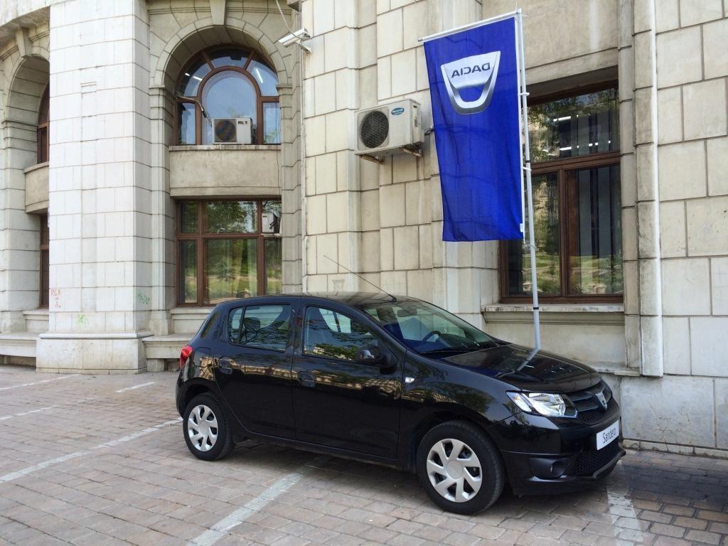 Dacia Sandero 1.5 dci start stop 93 g