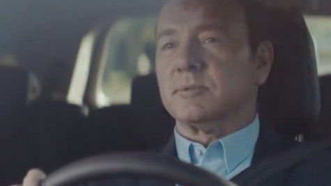 Renault Espace are un aliat de calibru – Kevin Spacey