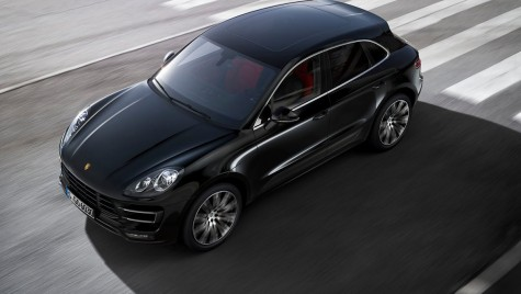 Record de vanzari Porsche: Macan e best-seller in 2016