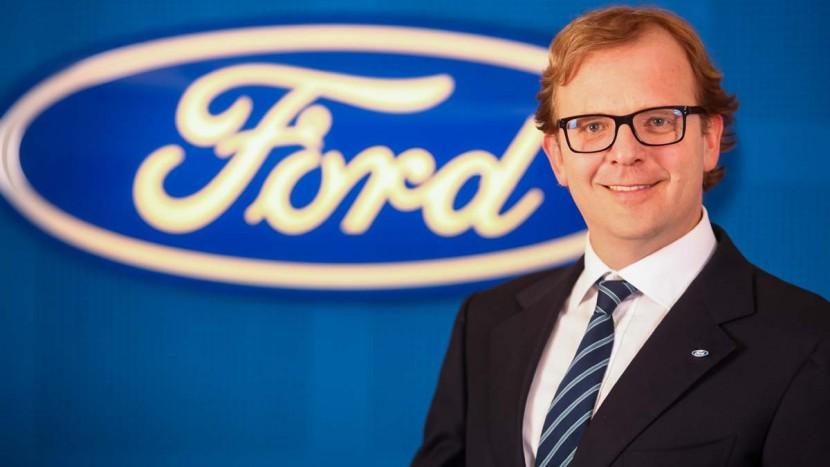 Nou director pentru Ford romania (01)