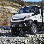 Noul Iveco Daily 4x4 AEx
