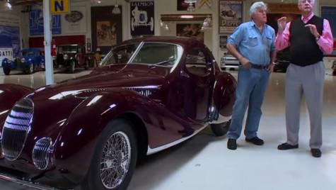 Una dintre cele mai frumoase maşini din istorie: Talbot-Lago Type 150 CS