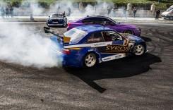 Aşa se prezintă o echipă de drift din România – EvL Drift Team (teaser)