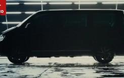 Noul Volkswagen Transporter T6 – ultimul teaser