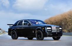 Prima apariţie publică a viitorului SUV Rolls-Royce