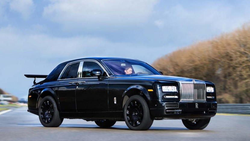 Viitorul SUV Rolls Royce