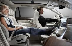 Volvo Lounge Console Concept – interior de avion pentru automobile