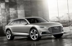 Audi Prologue Allroad concept. Înapoi în viitor cu 734 CP