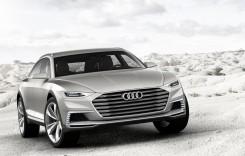 Audi Prologue Allroad Concept se lansează la Shanghai