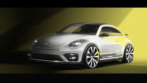 Volkswagen prezintă patru concepte Beetle la New York