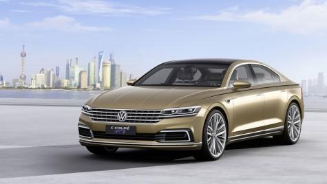 VW C Coupe GTE ar putea da indicii despre viitorul Phaeton