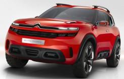 Citroen Aircross Concept prefigurează noul SUV compact al francezilor
