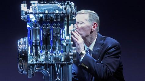 Ford a produs motorul EcoBoost cu numărul 5 milioane