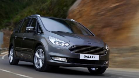 Monovolumul Ford Galaxy a ajuns la o nouă generaţie