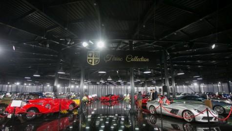 Galeria Țiriac Collection în variantă extinsă cu peste 150 de modele