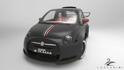 Lazzarini 550 Italia Prototipo Unico este chiar ceea ce pare