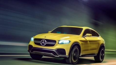 OFICIAL: Mercedes-Benz Concept GLC Coupe – detalii complete