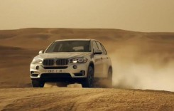 BMW X5 xDrive40e, în noul trailer Mission Impossible 5