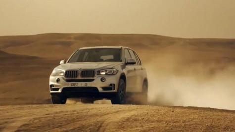 BMW X5 xDrive40e, în noul trailer Mission Impossible 5