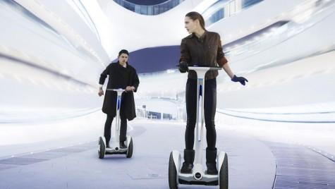 Ninebot, cel mai cool gadget pentru transportul personal