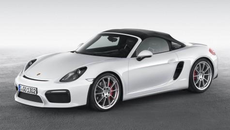 Porsche Boxster Spyder. Senzaţii extreme, doar pentru purişti
