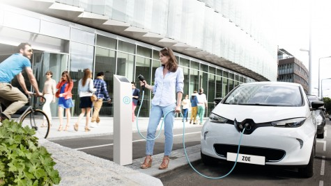 Motor nou, autonomie mai mare pentru Renault Zoe