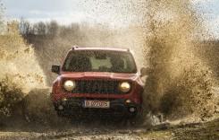 Test noul Jeep Renegade, juniorul gamei