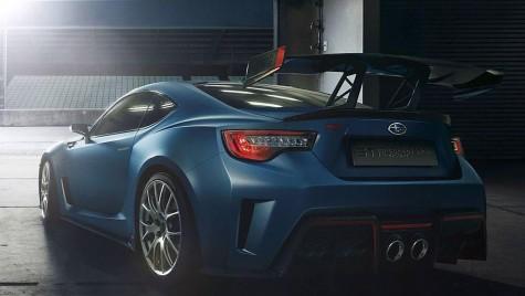 Misteriosul Subaru din NY este un BRZ STI Performance Concept