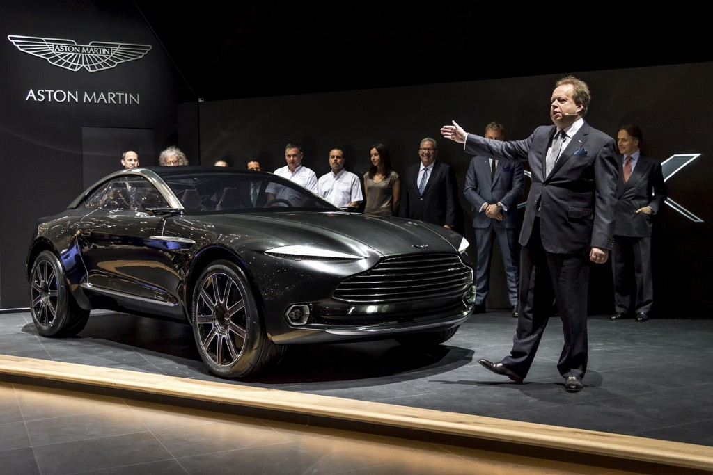 Aston Martin DBX Concept - AEx