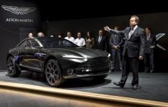Aston Martin DBX confirmat pentru producţia de serie