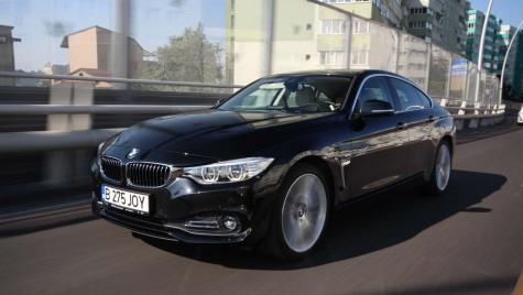 BMW 420d xDrive GranCoupe sau teoria diversităţii