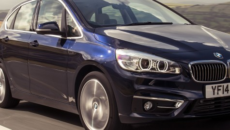 Se pare că BMW a dat undă verde pentru crossover-ul X2