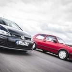 Fascinatie - VW Golf GTD Mk II vs Mk VII