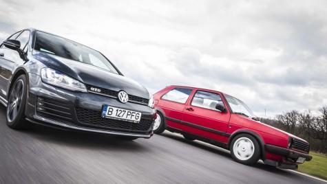 Fascinaţie: VW Golf GTD – 30 de ani de darwinism auto