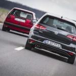 Fascinatie - VW Golf GTD Mk II vs Mk VII (002)