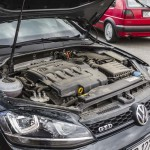 Fascinatie - VW Golf GTD Mk II vs Mk VII (010)