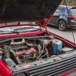 Fascinatie - VW Golf GTD Mk II vs Mk VII (011)