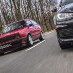 Fascinatie - VW Golf GTD Mk II vs Mk VII (032)