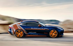 Jaguar F-Type R Bloodhound SSC Rapid Response Vehicle