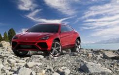 Primul SUV Lamborghini intră în producție în aprilie