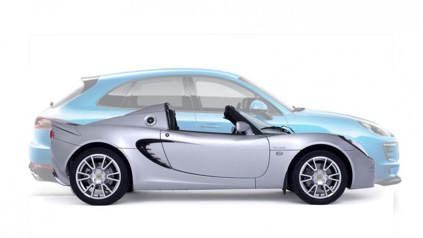 Lanseaza Lotus un SUV - AEx