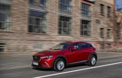 Mazda CX–3 pornește de la 15.290 euro cu TVA