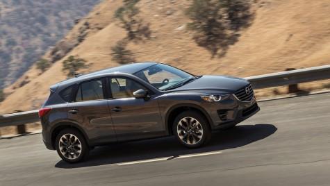 Mazda anunță un milion de CX-5 produse în doar trei ani și jumătate