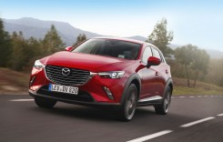 Drive test Mazda CX-3: premium, stilat, dinamic
