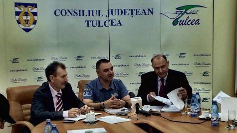 54 de luptători pentru trofeul Danube Delta Rally