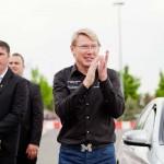 Mika Hakkinen la Bucuresti - Join the Pact (012)