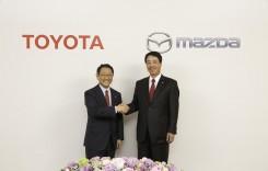 Alianţa samurailor – Toyota şi Mazda îşi unesc forţele pentru a fi şi mai competitivi pe piaţă
